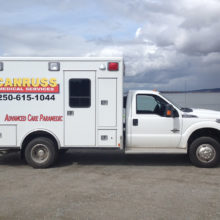 Canruss Medical Service Vehicle