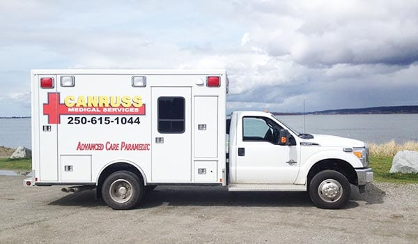Canruss Paramedic Services