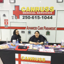 Canruss Partnered with First Nations