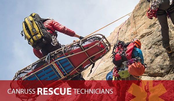 Canruss Rescue Technicians